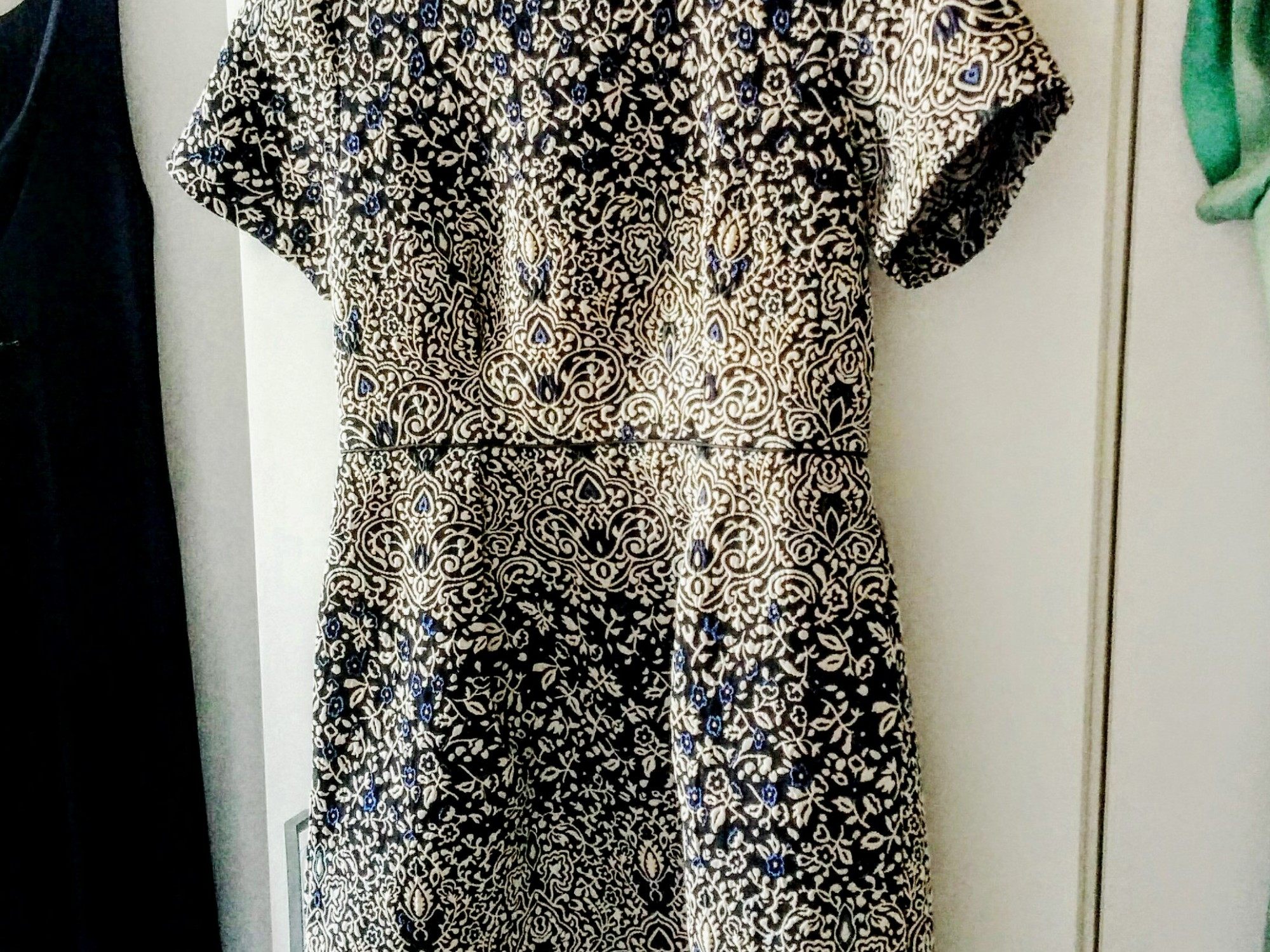 Autumn wardrobe - H&M dress