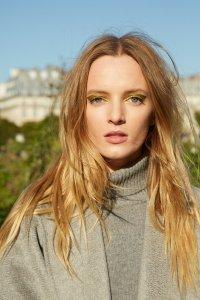 Pat McGrath Gold Takeover - photo Patrick Demarchalier for US Vogue