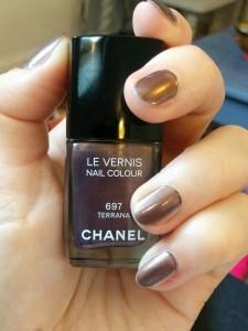 Chanel Le Vernis Terrana