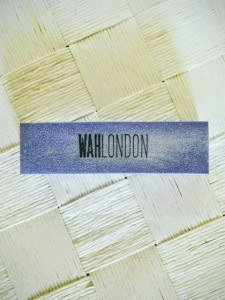 WAH London Nail Buffer