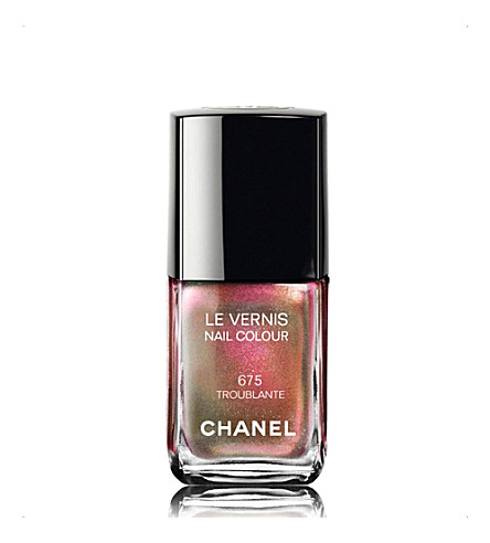 Chanel Troublante Nail Polish